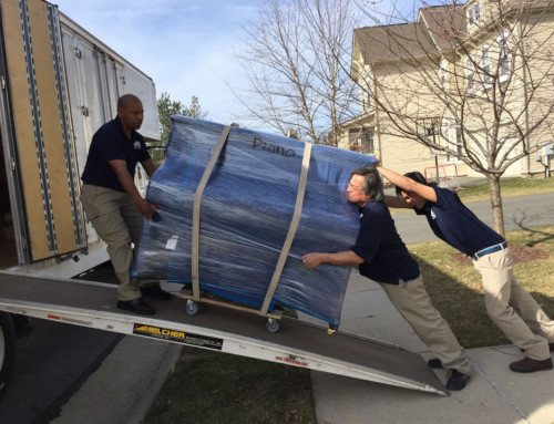 Piano Moving – Do you need to move your piano?