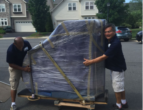 Movers Loudoun County, VA