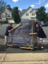 Residential and Commercial Moving Company